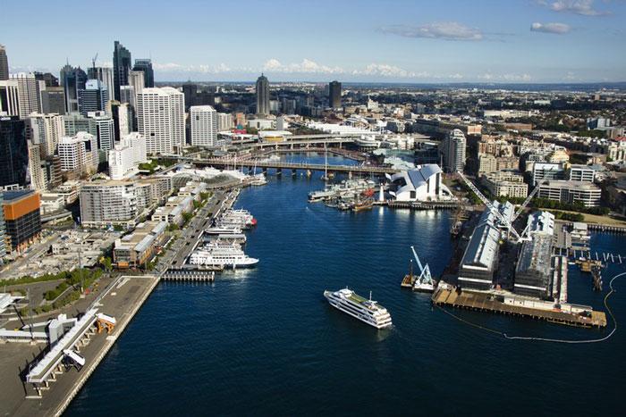Darling Harbour, Sydney