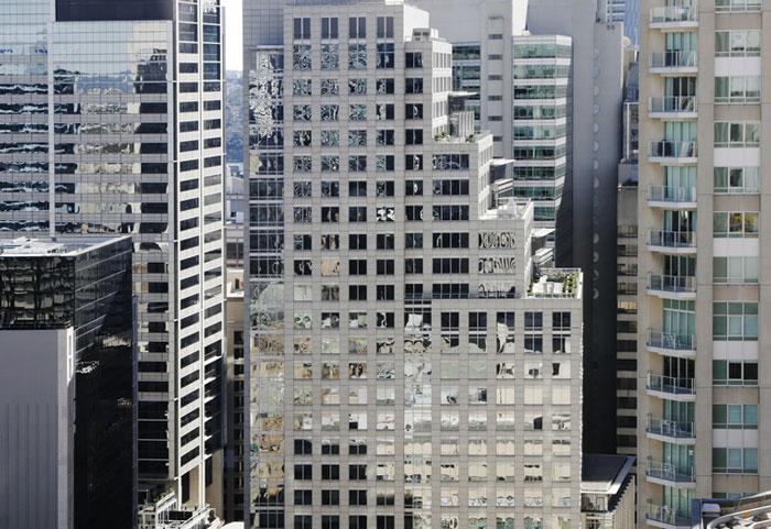 Modern Office Building In Sydney, Australia