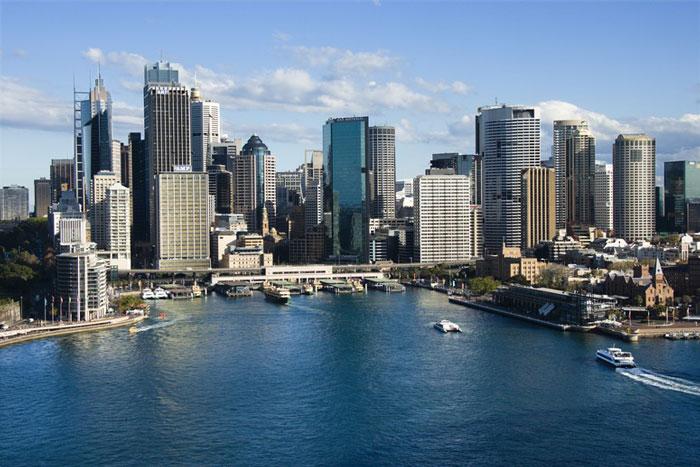 Sydney Cove, Australia