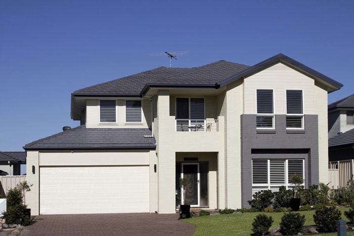 Sydney Modern Suburban House